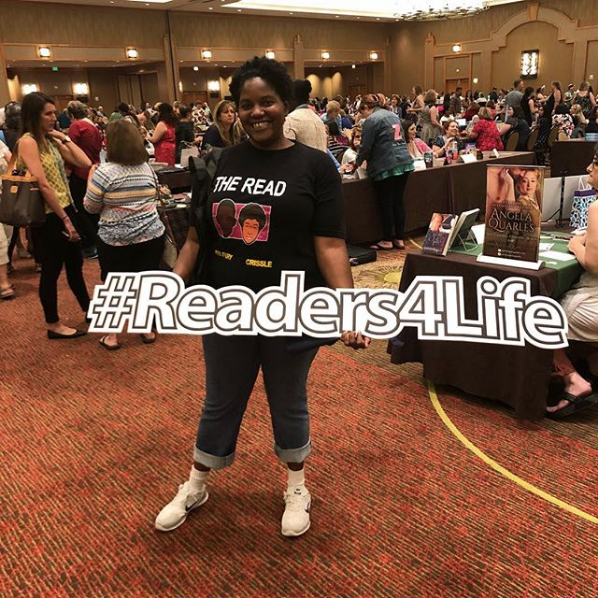 #readers4life sign
